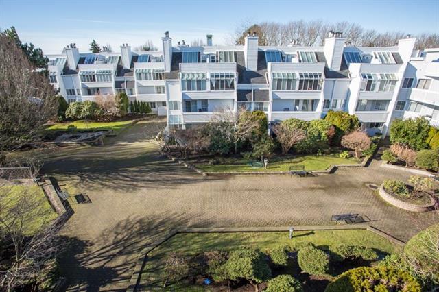 exterior view of 333-7751 minoru boulevard richmond bc