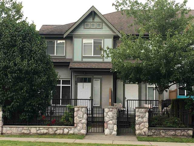 exterior of 48 8726 159 street surrey townhouse